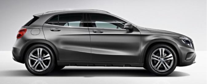 Mercedes GLA200 2017 2