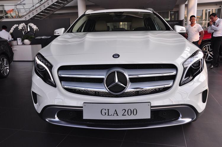 Mercedes GLA200 2017 4