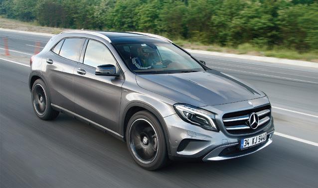 Mercedes GLA200 2017 6