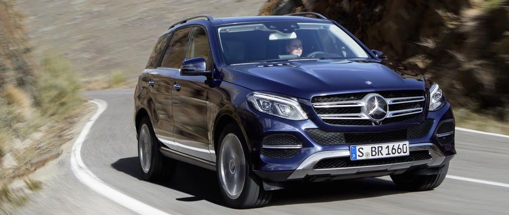 Mercedes GLE400 4MATIC 2017 2