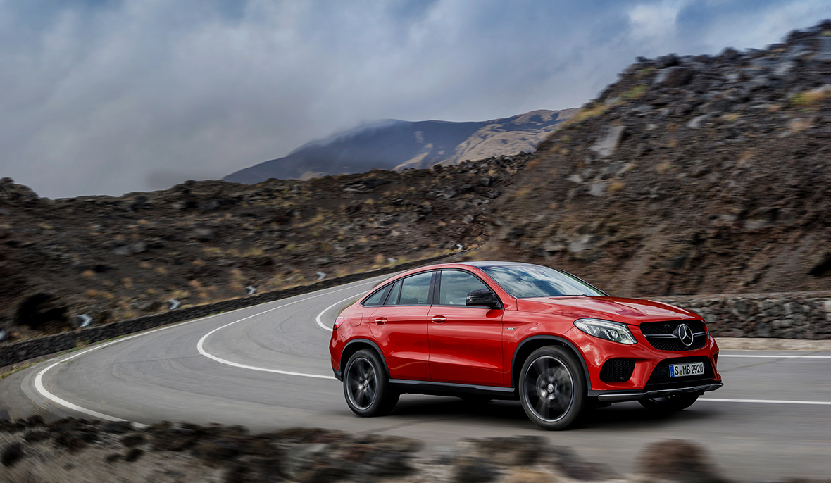 Mercedes GLE400 4MATIC 2017 13