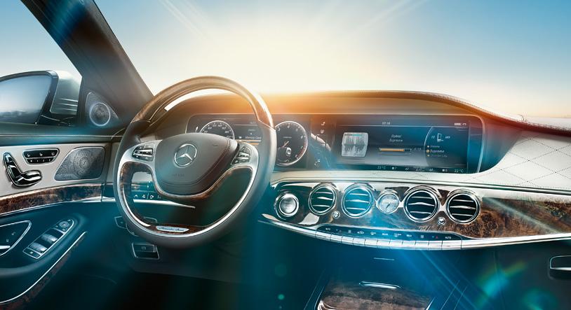Mercedes S500l 2017 16
