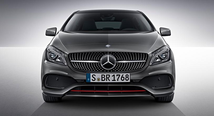 Mercedes A250 2017 -2