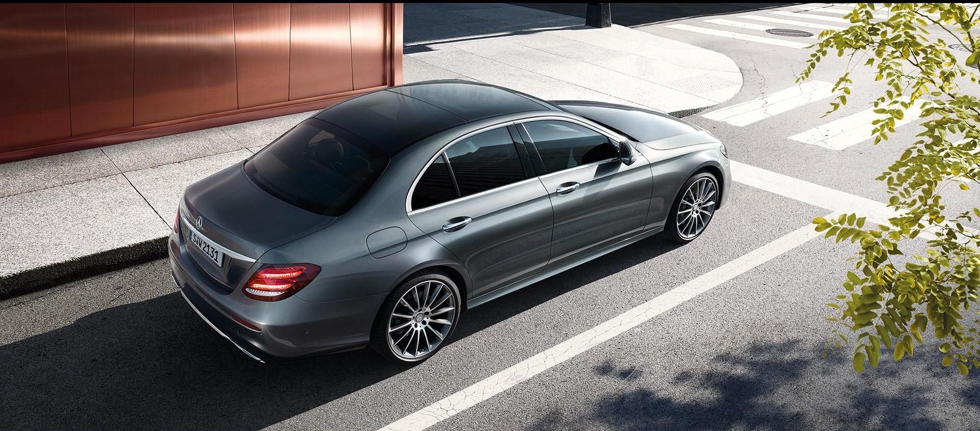 Mercedes-E200-2017-ngoại thất