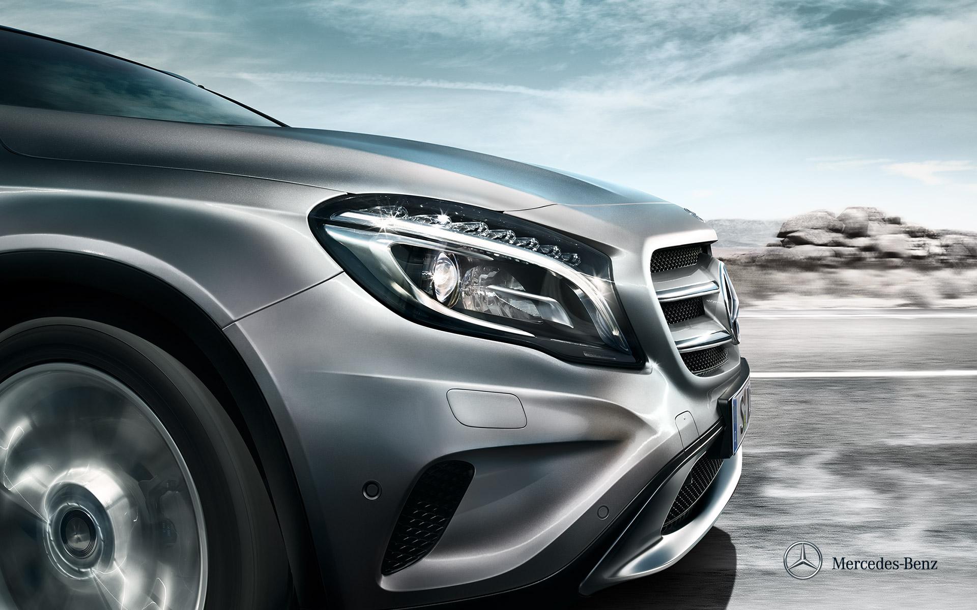 Mercedes GLA200 2017 8