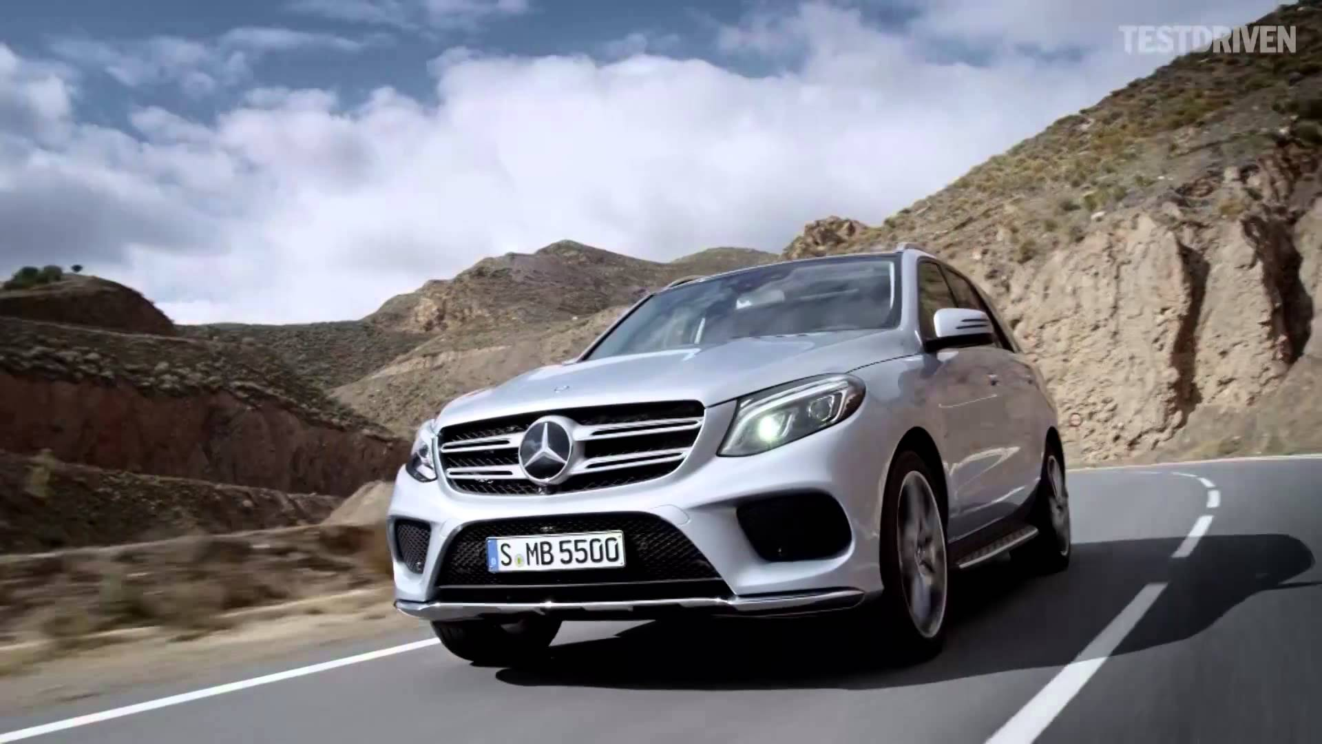 Mercedes GLE400 4MATIC 2017 10