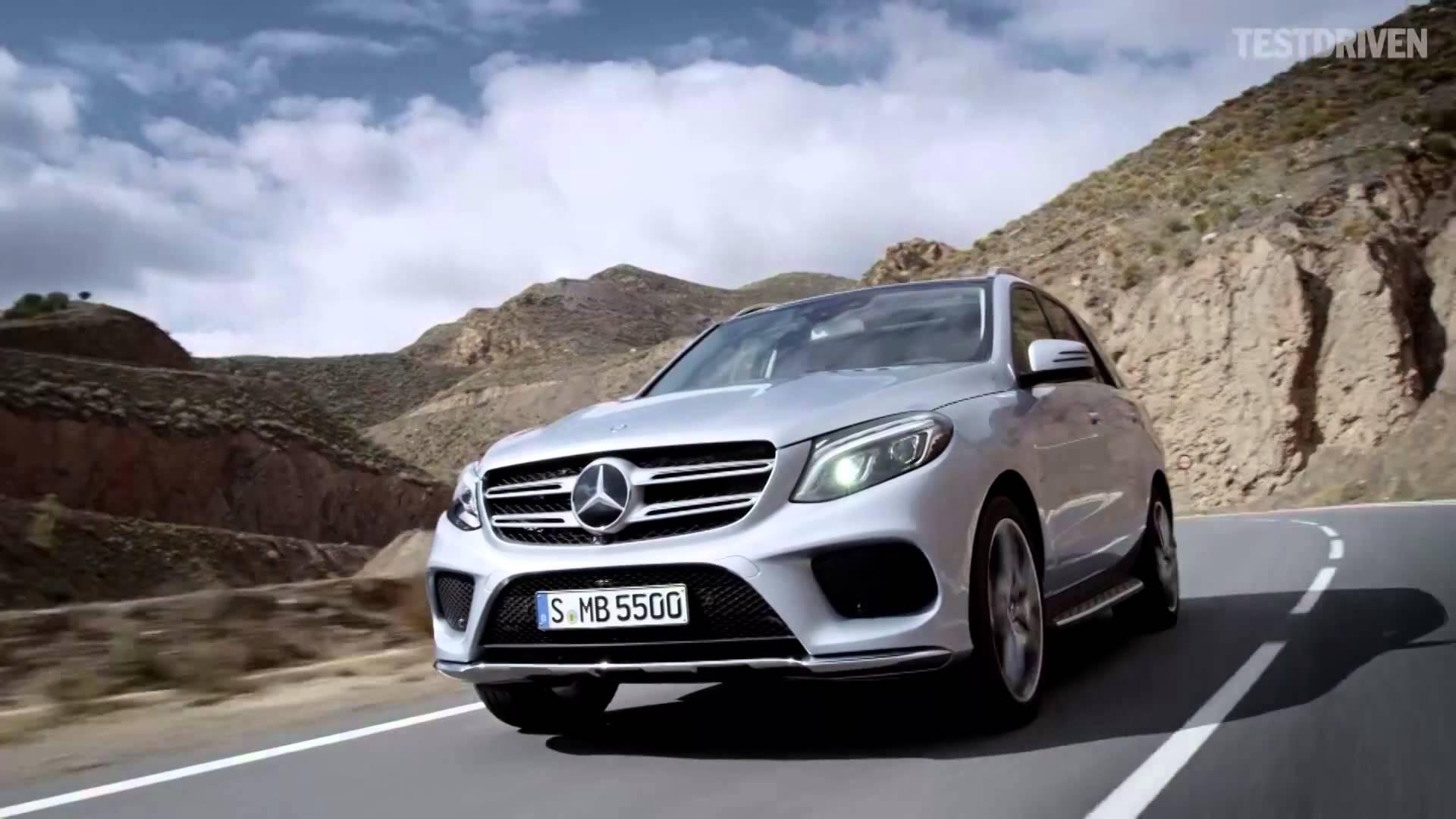 Mercedes GLE400 4MATIC 2017 10