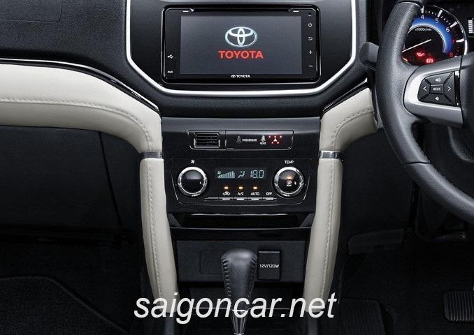 Toyota Rush 2019 DVD