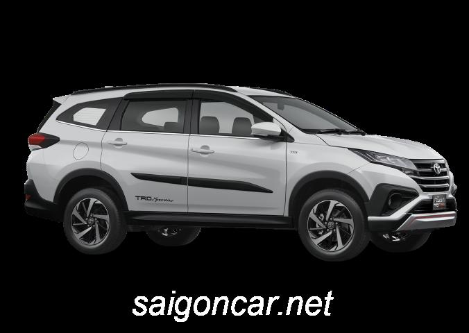Toyota Rush 2019 Hong Xe