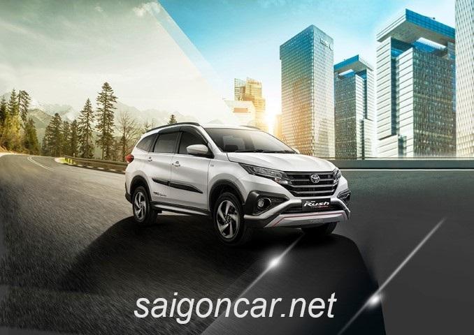 Toyota Rush 2019 Tong Quan