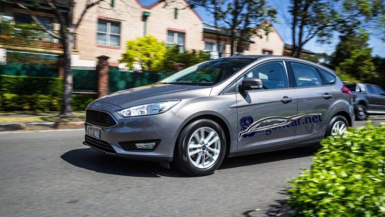 Khả năng vận hành Ford Focus Trend 2019