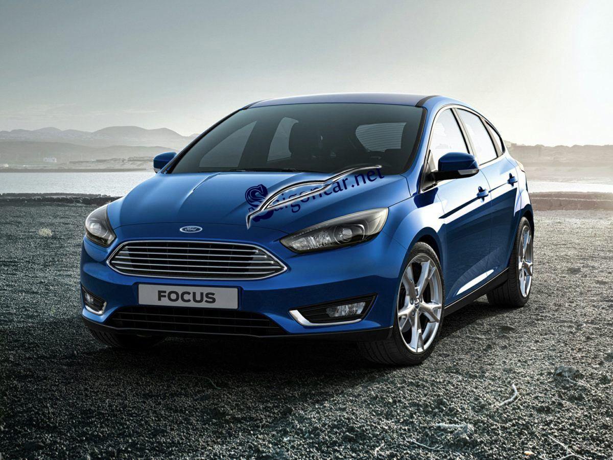 đầu xe ford focus titanium 2019
