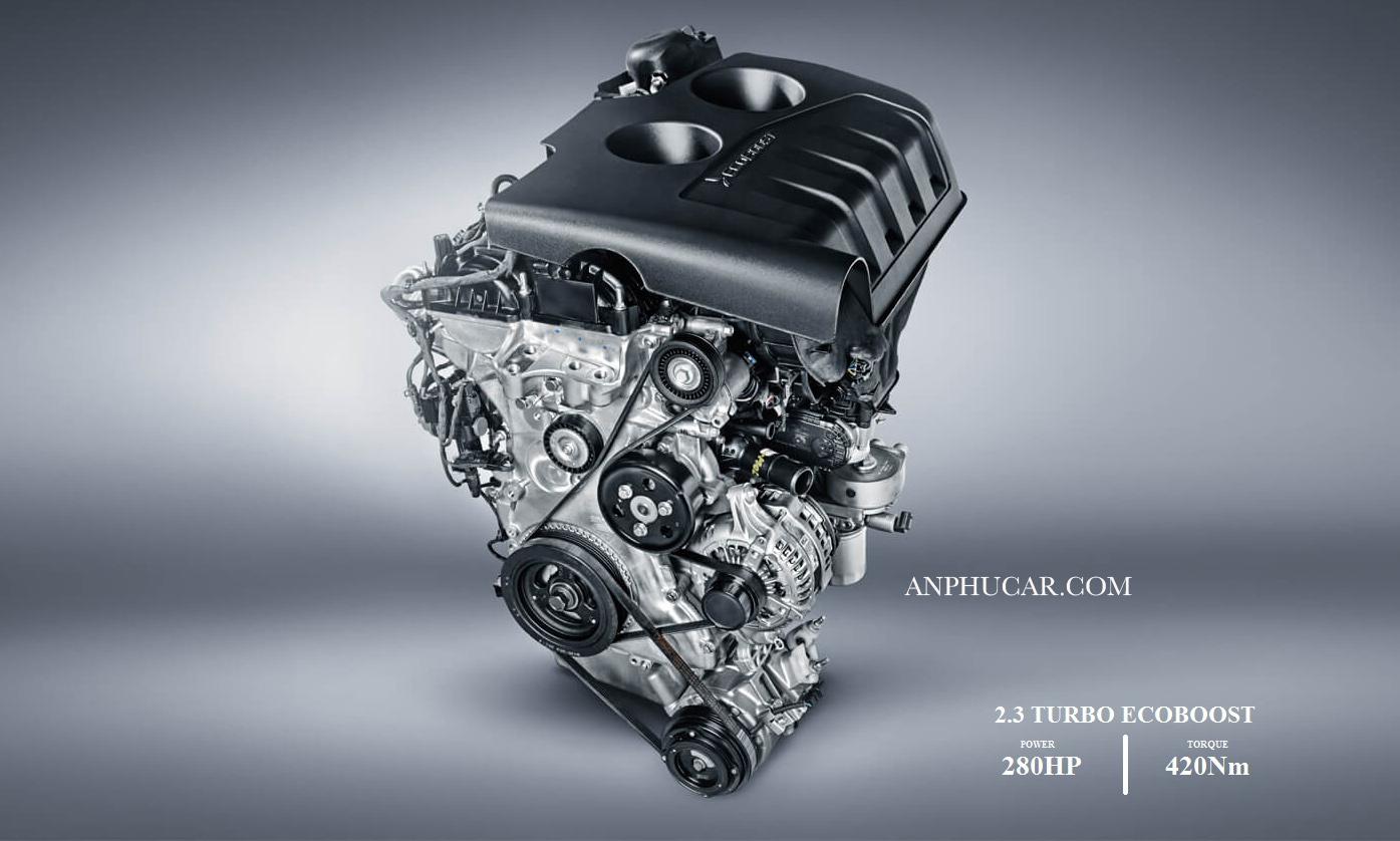 Động cơ Ford Explorer 2019