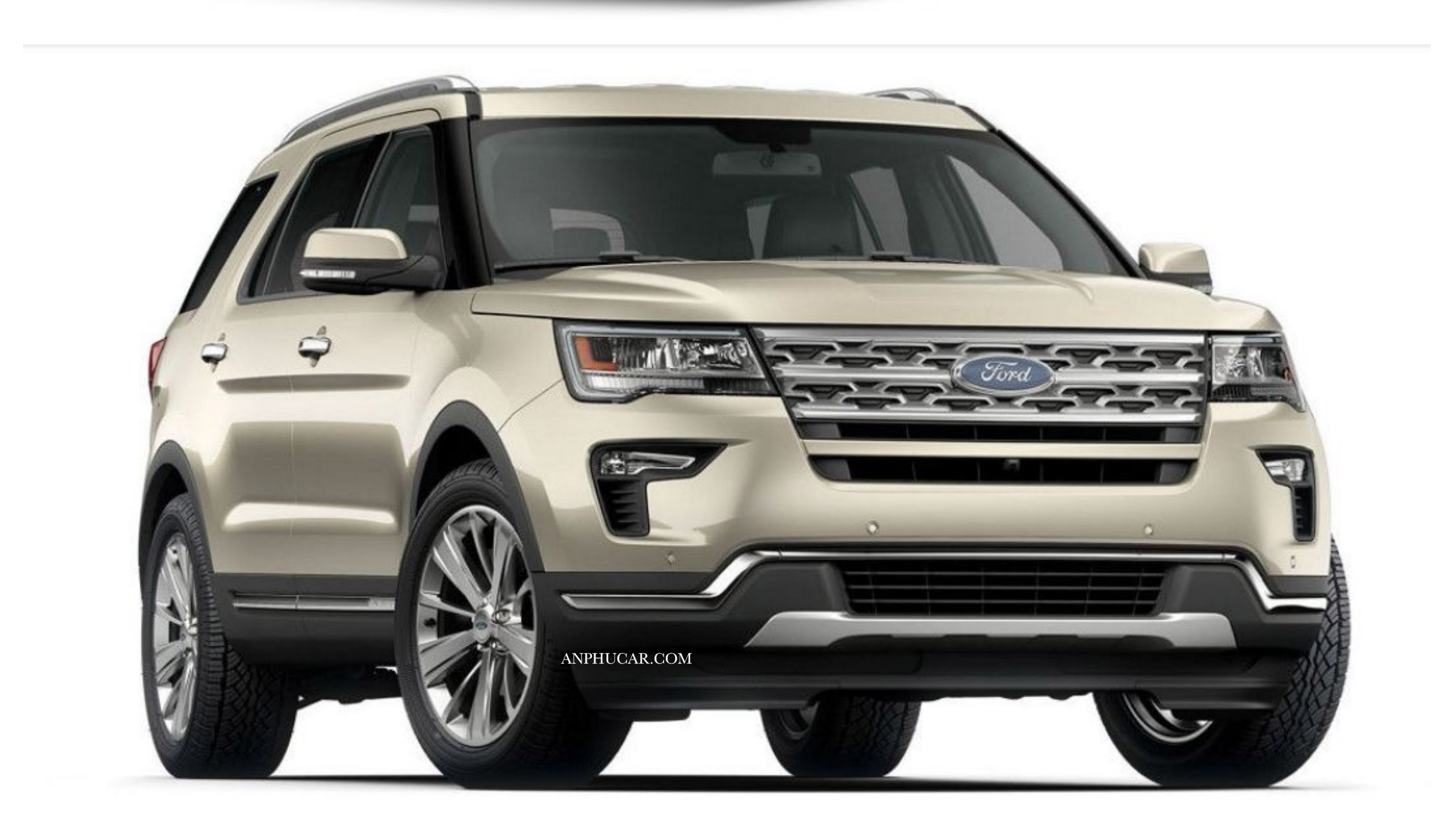 Giá xe Ford Explorer 2019