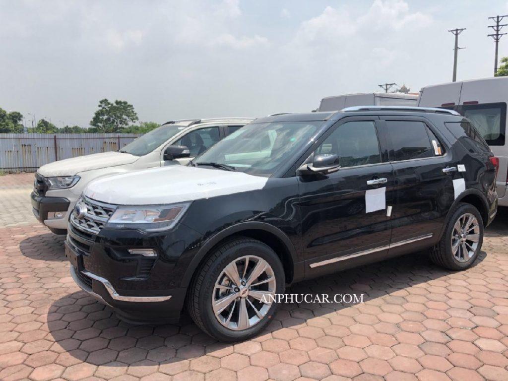 Ford Explorer 2019 màu đen