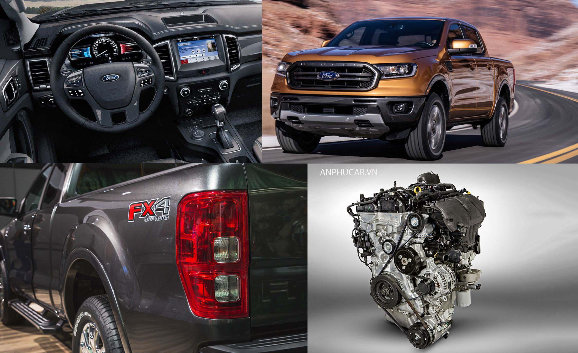 Đánh giá ford ranger 2019