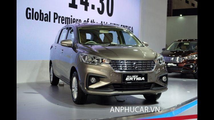 Giá xe Suzuki Ertiga 2019