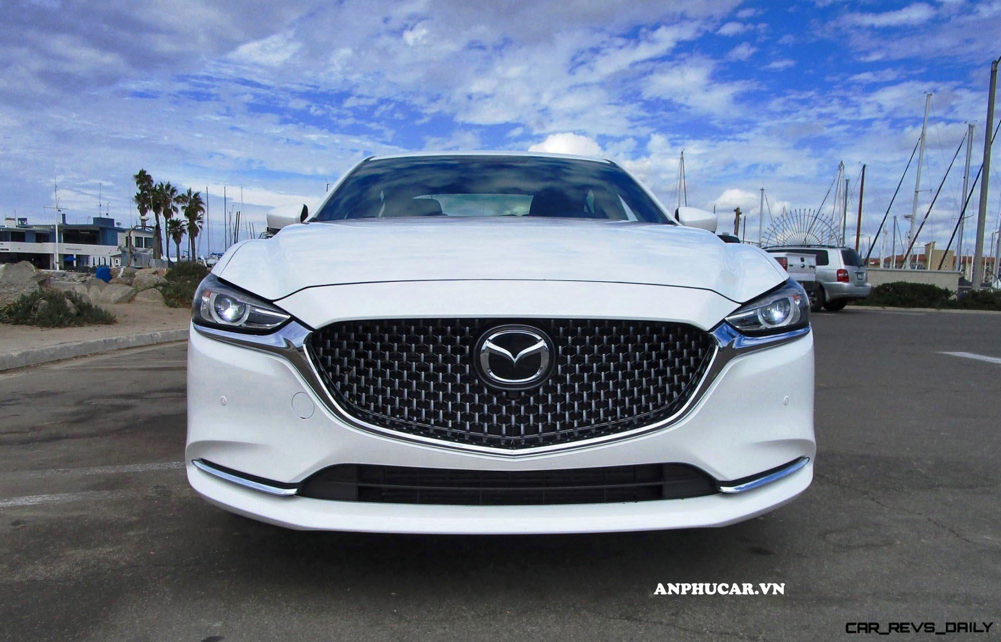Đầu xe Mazda 6 2019