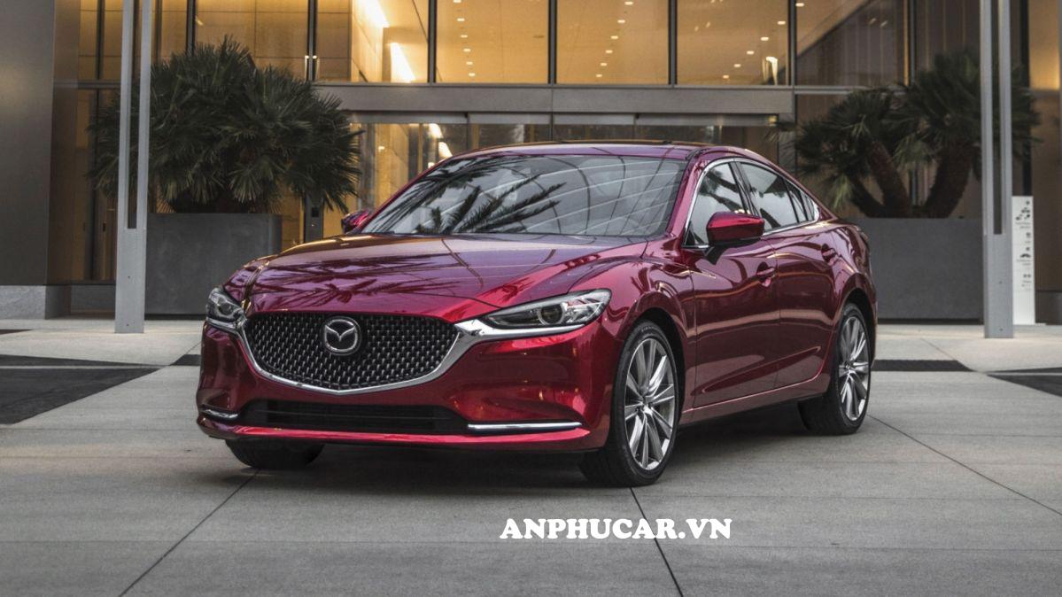 THiết kế Mazda 6 2019