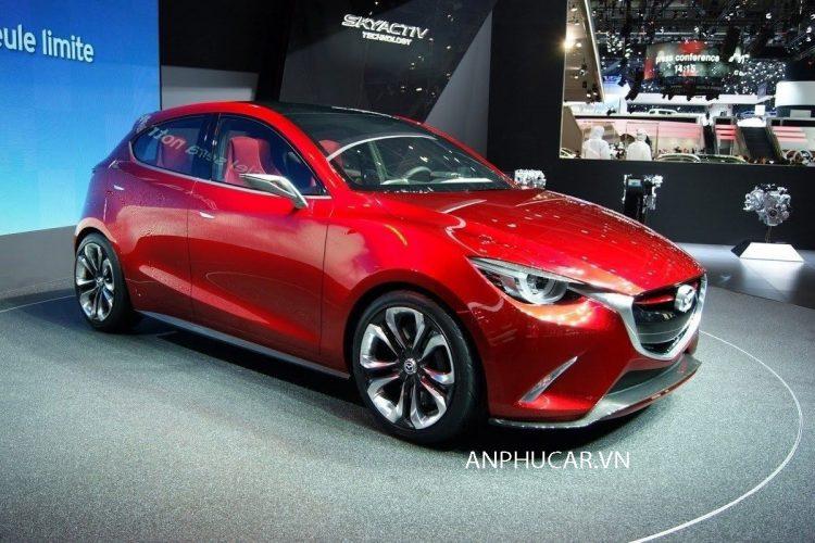 Mazda 2 2020 vừa ra mắt