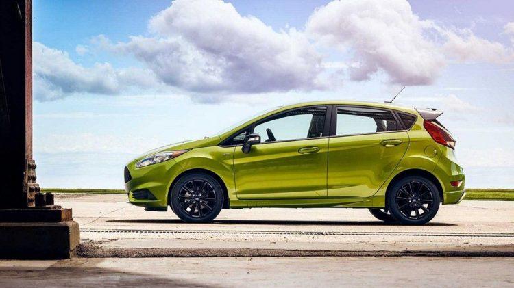 Giá xe Ford Fiesta 2020