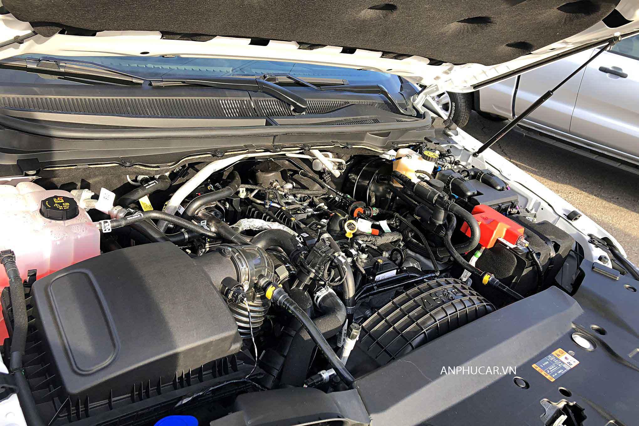 Động cơ Ford Ranger 2020