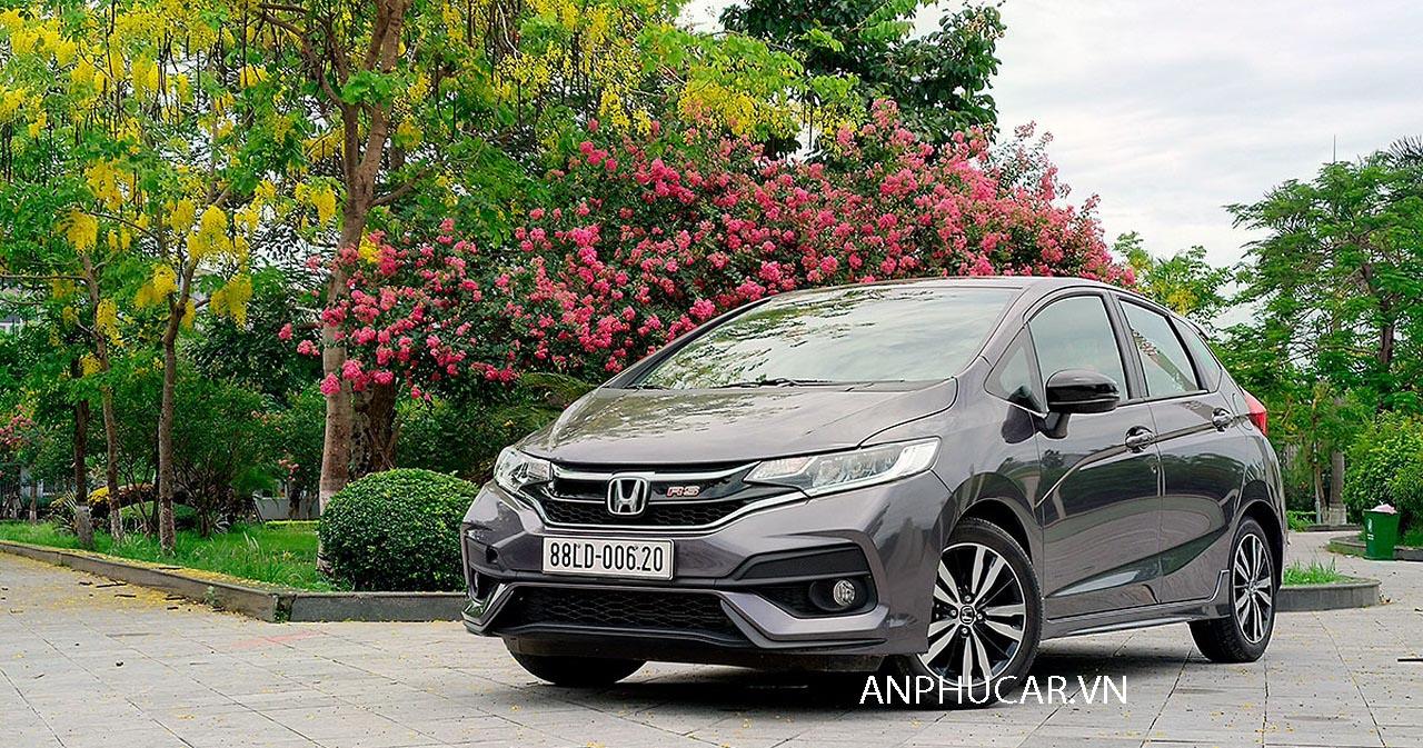 Giá xe Honda Jazz 2020