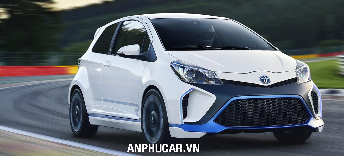 mua Toyota Yaris 2020
