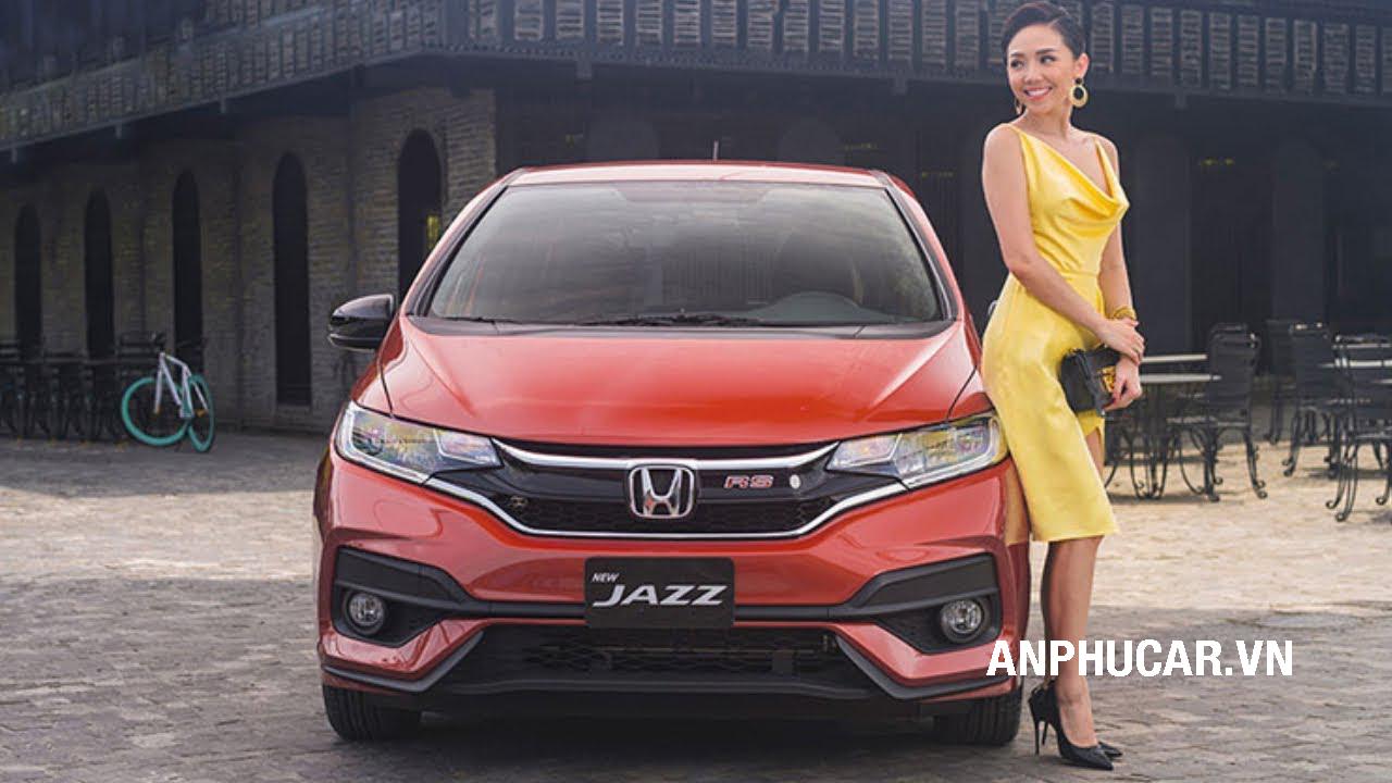 mua xe Honda Jazz 2020