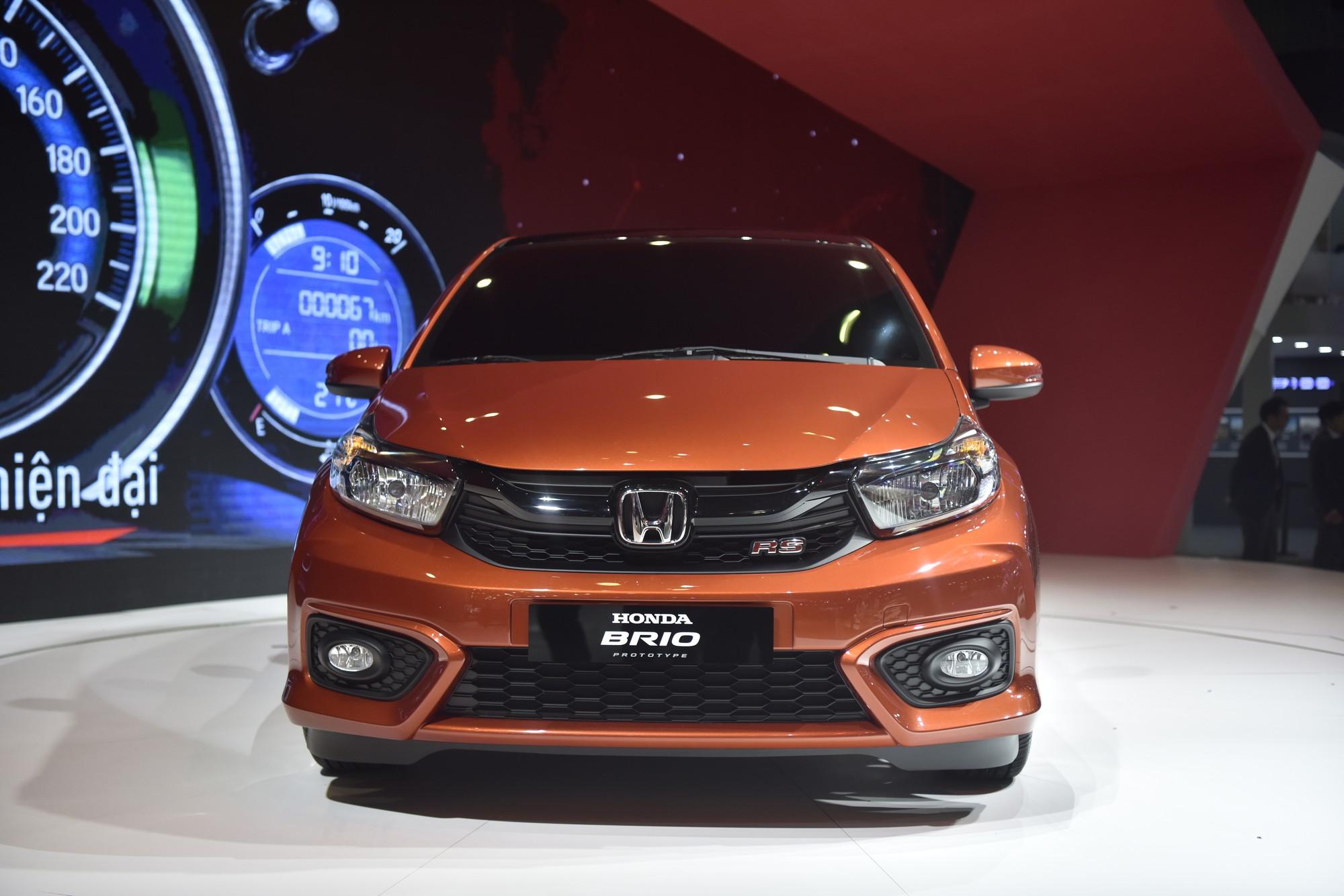 Honda Brio 2020