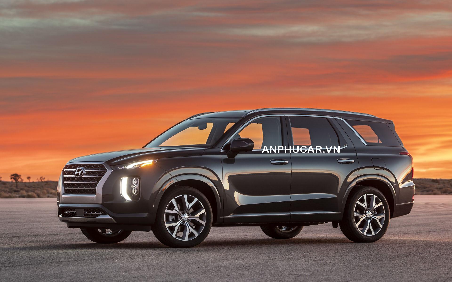 Hyundai Palisade 2020 ngoại thất