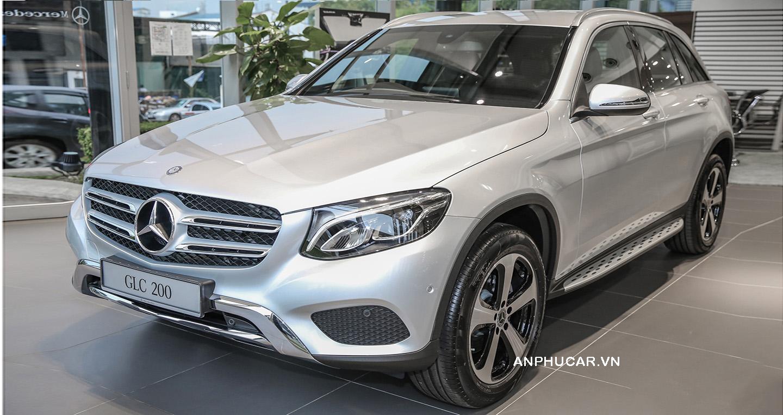 Mercedes-Benz GLC 200 thiết kế xe