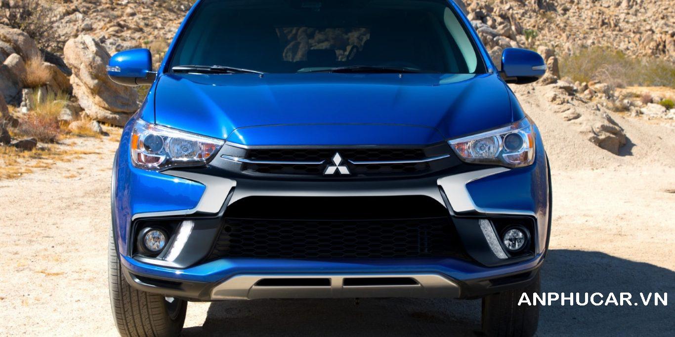 đầu xe Mitsubishi Xpander 2020