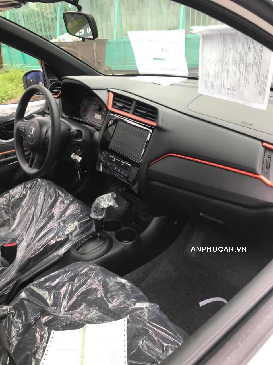 Nội thất xe Honda Brio 2020
