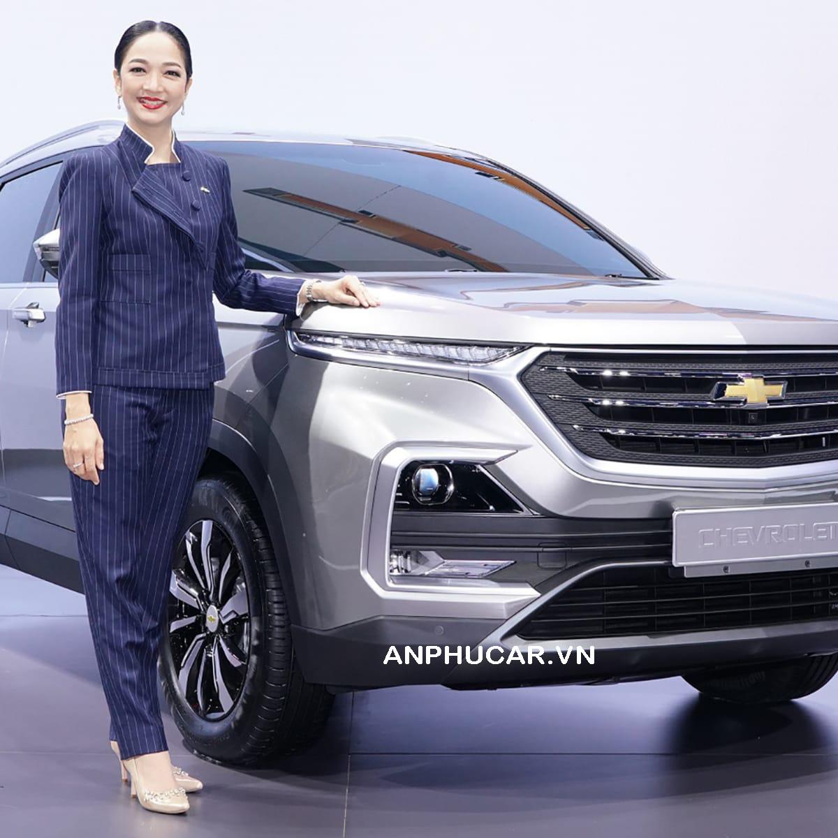 Ra mắt xe Chevrolet Captiva 2020
