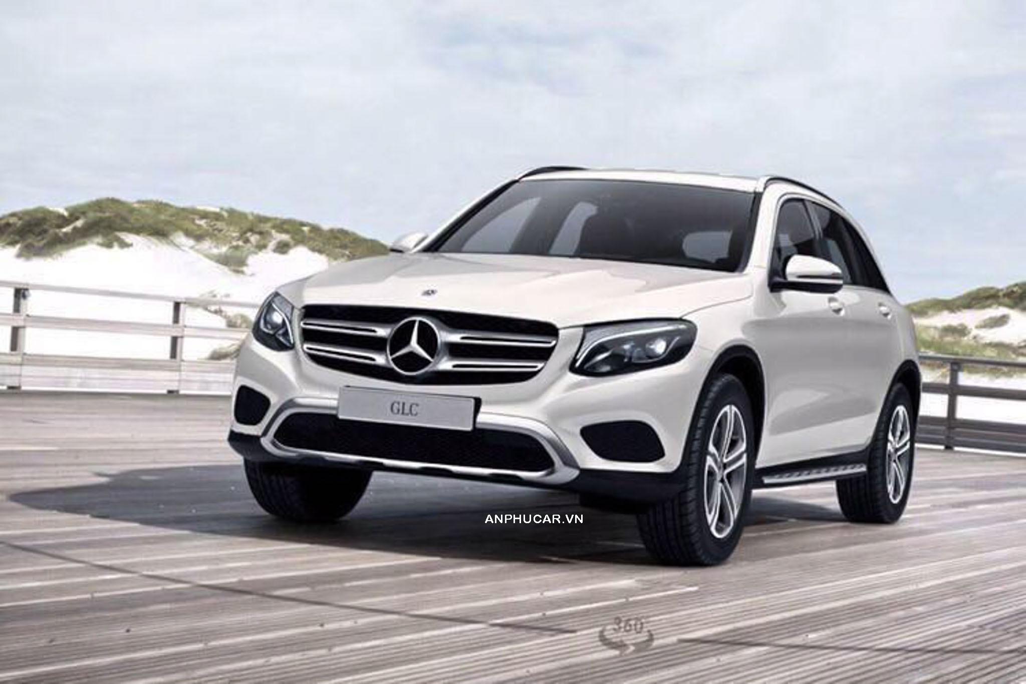 Mercedes-Benz GLC 200 chiếc xe cho mọi nhà