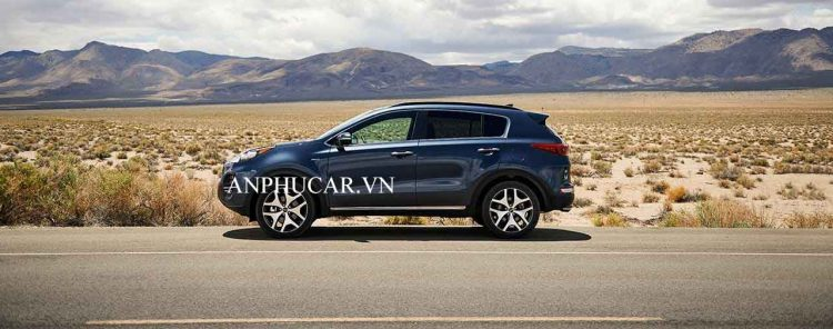Kia Sportage 2020 khuyến mãi mua xe