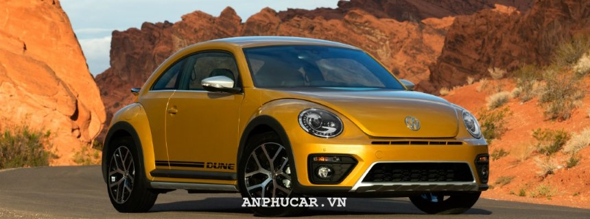 Volkswagen Beetle Dune 2020 tương lai tươi trẻ đang chờ ...