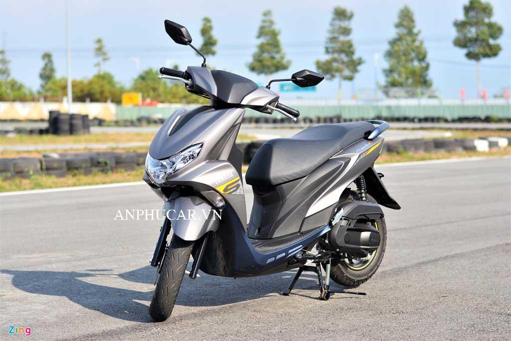 Giá xe Yamaha Freego
