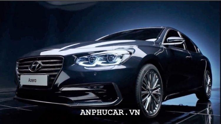 Hyundai Azera 2020 Duoi Xe