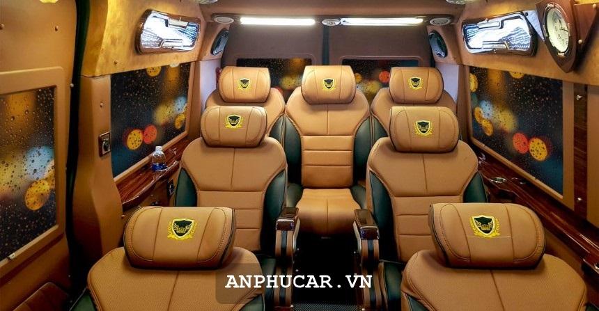 Hyundai Limousine 2020 Gia Ban