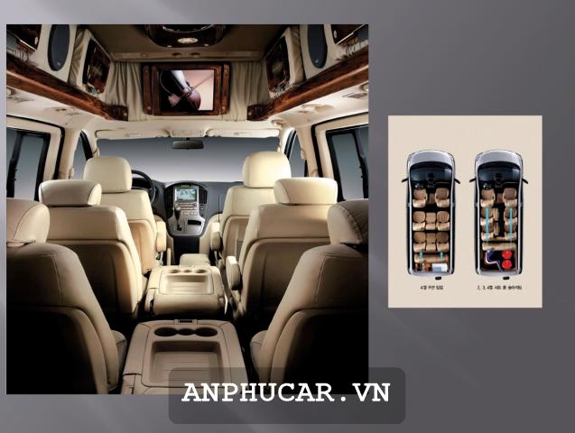 Hyundai Limousine 2020 Tien Ich