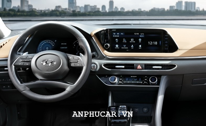 Hyundai Sonata 2020 Noi That