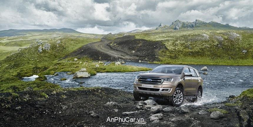 Ford Everest 2020 Tong Quan