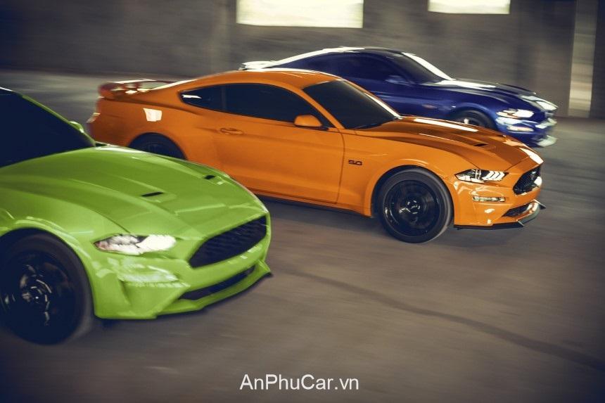 Ford Mustang GT 2020 Tong Quan