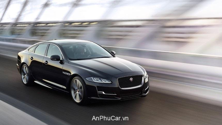 Gia Jaguar XJL 2020 Tong Quan