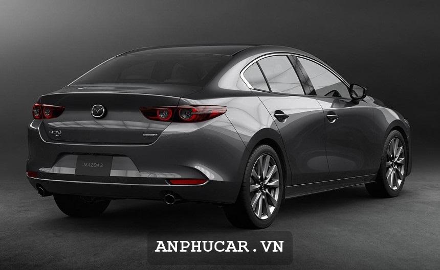 Mazda 3 Sport 2.0L Premium 2020 Duoi Xe