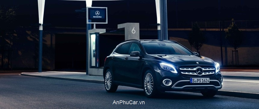 Mercedes-Benz GLA 200 2020 Tong Quan