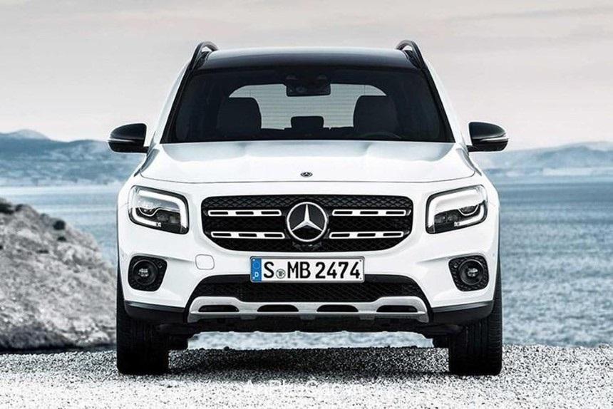 Mercedes-Benz GLB 2020 Tong Quan