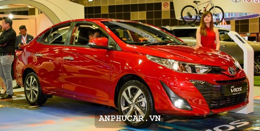 Toyota Vios 2020 Mau Do